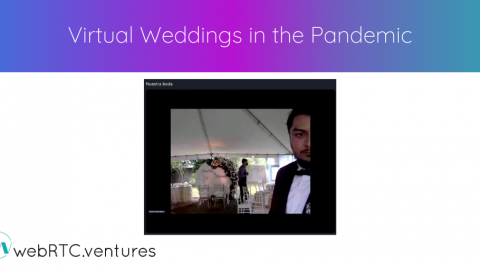 Virtual Weddings in the Pandemic