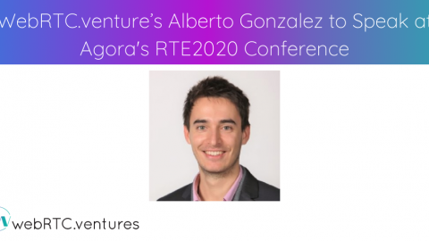 WebRTC.ventures' Alberto Gonzalez to Speak at RTE2020