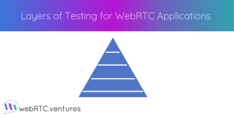 Layers of Testing for WebRTC Applications