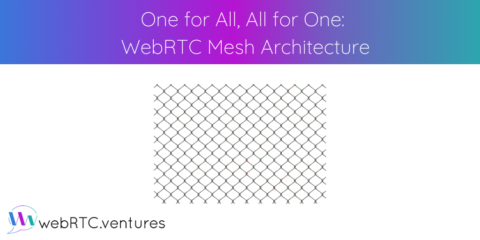 One for All, All for One: WebRTC Mesh Architecture